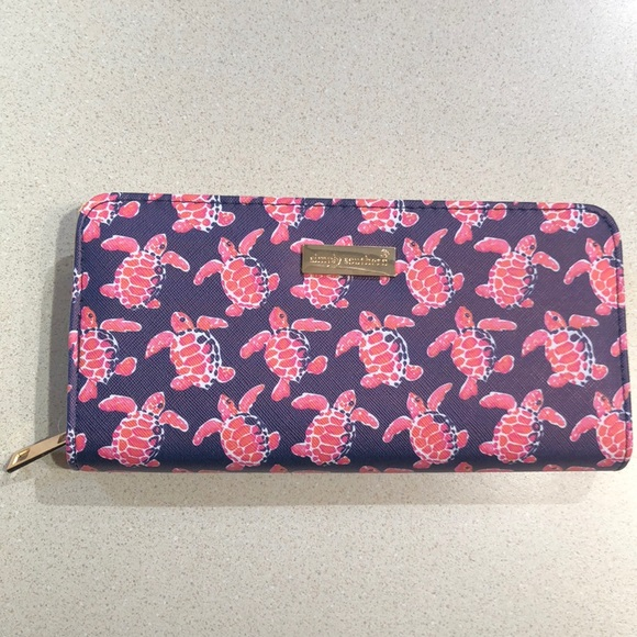 Simply Southern Floral Wallet